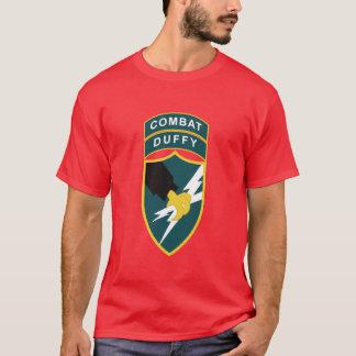 軍隊の警備機関の戦闘のDuffyのティー Tシャツ