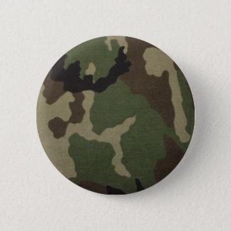 軍隊の迷彩柄 5.7CM 丸型バッジ