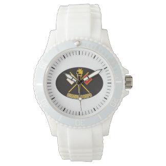 軍隊信号隊のスポーツの腕時計 腕時計