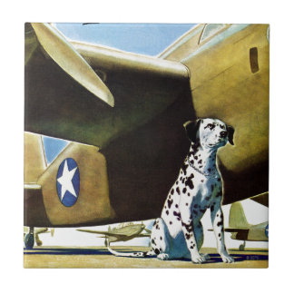 軍隊犬 タイル