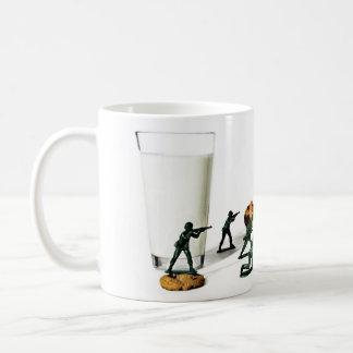 軍隊 コーヒーマグカップ