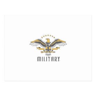 軍隊 ポストカード