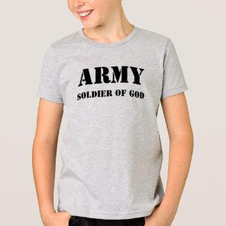 軍隊: 神の兵士 Tシャツ