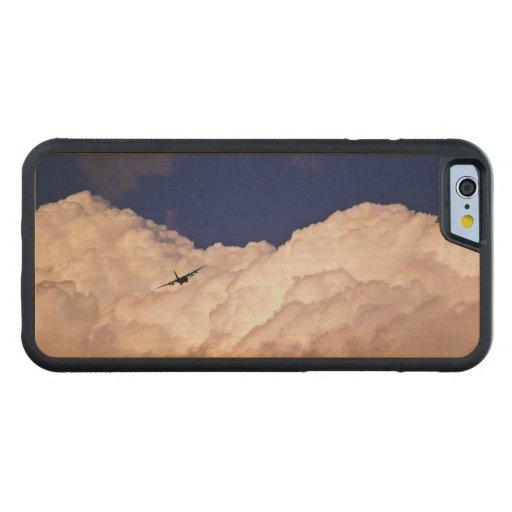 軍隊|輸送|飛行機 カエデ iPhone 6 バンパーケース