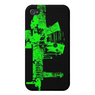 軍隊 iPhone 4/4Sケース