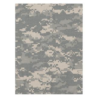 軍隊ACUデジタルの迷彩柄のカムフラージュのテーブルクロス テーブルクロス