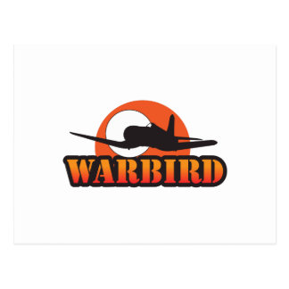 軍隊WARBIRD ポストカード