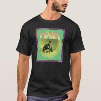 転がる丘- Tシャツw/Kaleidoscopeのロゴ Tシャツ