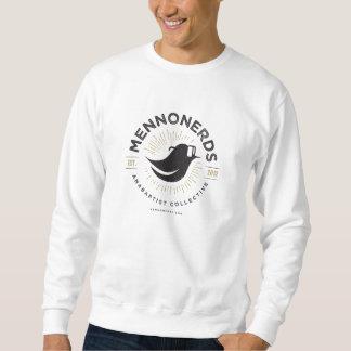 軽いスエットシャツのMennonerdsの暗闇 スウェットシャツ