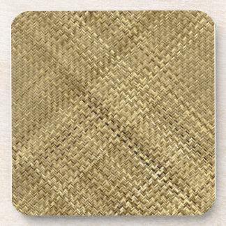 軽い斜子織 コースター