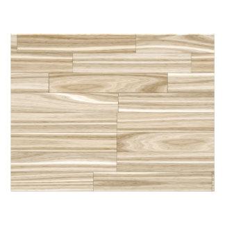 軽い木製の穀物の寄木細工の床 チラシ