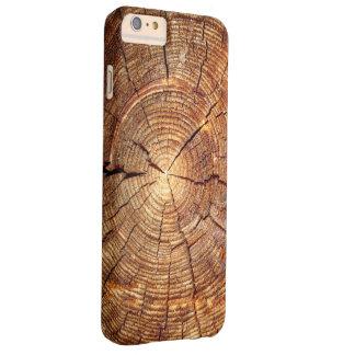 軽い木製板質感 BARELY THERE iPhone 6 PLUS ケース
