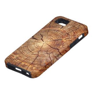 軽い木製板質感 iPhone SE/5/5s ケース
