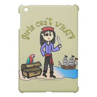 軽い海賊女の子 iPad MINIケース