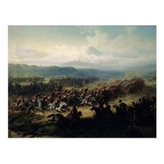 軽い組の充満、1854年10月25日 ポストカード