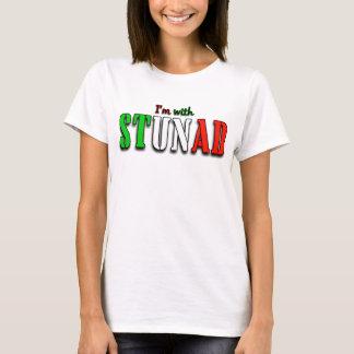 軽い背景のためのおもしろいでイタリアンなデザイン Tシャツ