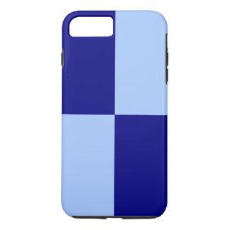 軽く、濃紺の長方形のiPhone 8のプラスの場合 iPhone 8 Plus/7 Plusケース