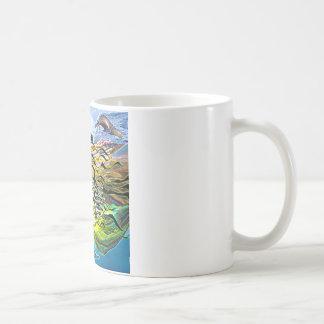 軽の踏面 コーヒーマグカップ