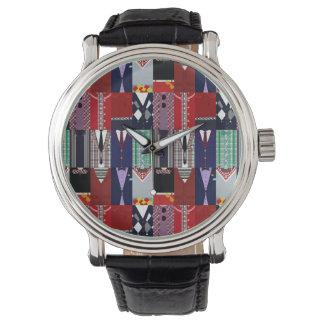 軽快な時間の腕時計 腕時計