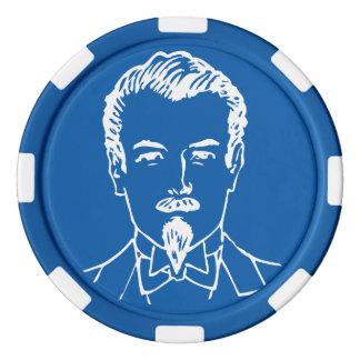 軽快な荒れ ポーカーチップ