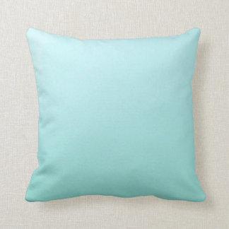 軽水の青の枕 クッション