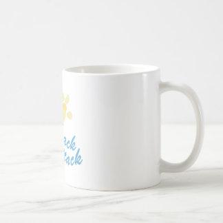 軽食の攻撃 コーヒーマグカップ