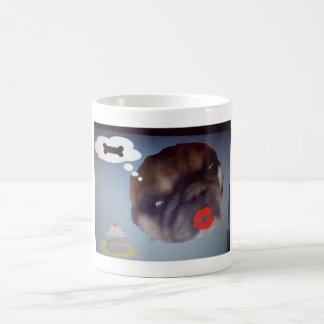 軽食犬のコーヒー・マグ コーヒーマグカップ