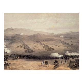 軽騎兵の組の充満 ポストカード