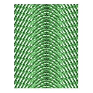 輝きの光エネルギーの緑のギフト-低価格の店 ポストカード