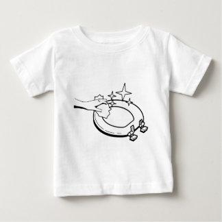 輝きの洗面所 ベビーTシャツ