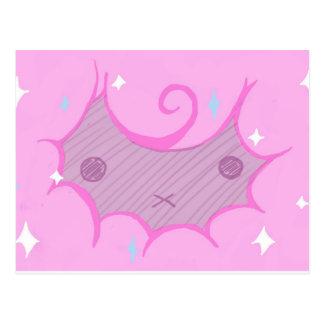輝きの綿 ポストカード