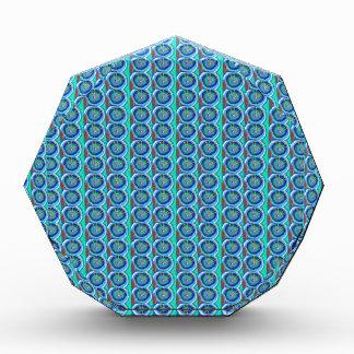 輝きのBlueStar青いディスク: 低価格NAVIN JOSHIによって 表彰盾