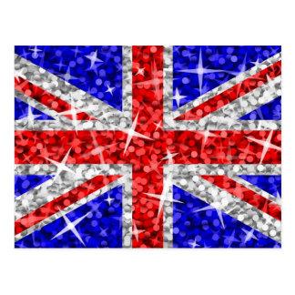 輝きイギリスの郵便はがき ポストカード