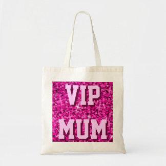 輝きピンクの「VIPのミイラ」のトートバック トートバッグ