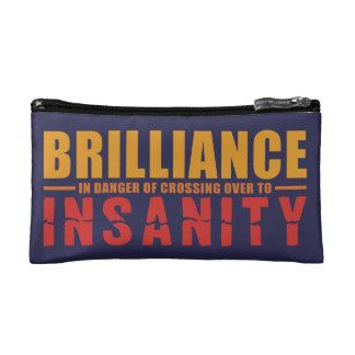 輝き対精神異常のカスタムのアクセサリーバッグ コスメティックバッグ