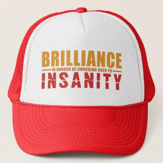 輝き対精神異常の帽子-スタイル及び色を選んで下さい キャップ