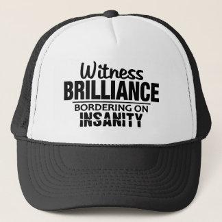 輝き対精神異常の帽子-色を選んで下さい キャップ