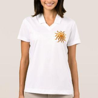 輝き日曜日:  ナイキDri適合の悪感情のポロシャツ ポロシャツ