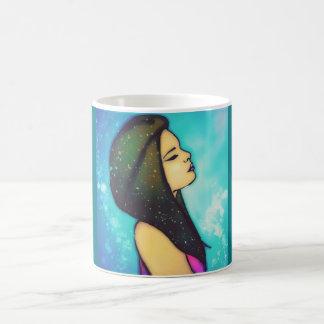 輝き コーヒーマグカップ