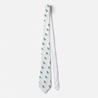 輝くなかっこう ネクタイ