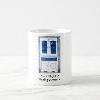 輝くな戸棚のマグのPunstructions夜 コーヒーマグカップ