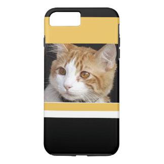 輪郭を描かれる穹窖の堅いiPhone 7のプラスの箱 iPhone 8 Plus/7 Plusケース