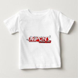 輸入の対決Gainesville ベビーTシャツ