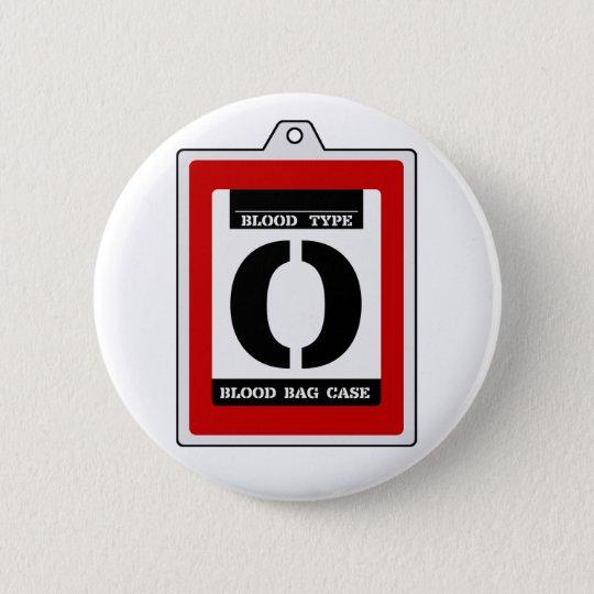 輸血パック(O型) 缶バッジ