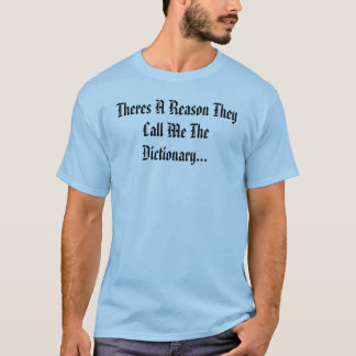 辞書 Tシャツ