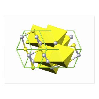 辰砂の分子 ポストカード