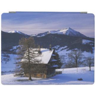 農場の家および山RigiおよびPilatus、 iPad カバー