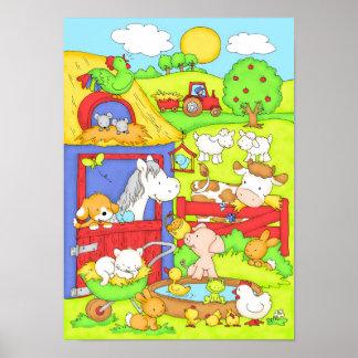 農場の日 ポスター