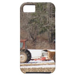 農場の春の生命 iPhone SE/5/5s ケース