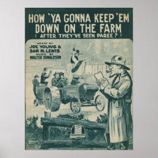 農場の` Emを保つことを行っているいかに プリント